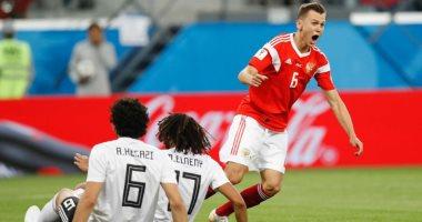 التحقيق مع تشيريشيف نجم منتخب روسيا فى اتهامه بتعاطى المنشطات قبل كأس العالم