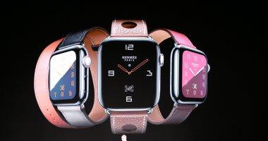 fdb29fe47 أبل تكشف رسميًا عن ساعتها الذكية الجديدة Apple Watch Series 4 ...