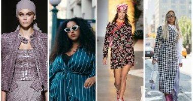 مانينيكر الرجال وحجاب العارضات أبرز لقطات أسبوع الموضة العالمى بنيويورك