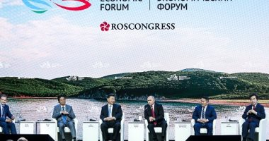 إنطلاق المنتدى الإقتصادى الشرقى بمشاركة بوتين و شينزو وشى فى روسيا