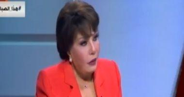 """فردوس عبد الحميد تكشف سبب اختيار دور """"الأم"""" فى مسلسل """"الأسطورة"""""""