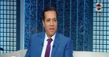 """تعرف على قصة تواجد الشيخ """"عبد الباسط عبد الصمد"""" أثناء حادث المنصة"""