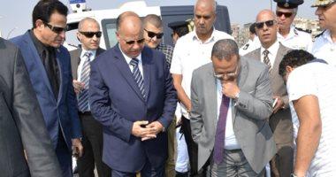 محافظ القاهرة: تعليمات صارمة بإصلاح كوبرى عباس والانتهاء من صيانته فجر الأحد