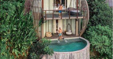 عقدتونا فى عيشتنا 20 صورة لحمامات سباحة لن تصدق تصميماتها