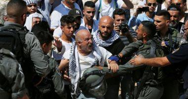 قوات الاحتلال الإسرائيلى تعتقل 9 فلسطينيين من الضفة الغربية