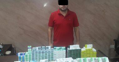 الصيدلى المتهم بحيازة أقراص مخدرة يعترف ببيعها للمدمنين فى العمرانية