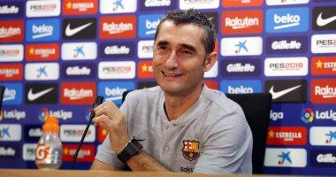 فالفيردى: تعديلات فى تشكيل برشلونة ضد ريال سوسيداد غدا