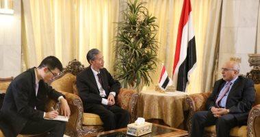 وزير الإدارة المحلية اليمنى يشيد بمساندة الصين للحكومة الشرعية