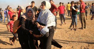"""استشهاد فلسطينيين برصاص الاحتلال الإسرائيلى فى مظاهرات """"انتفاضة القدس"""""""