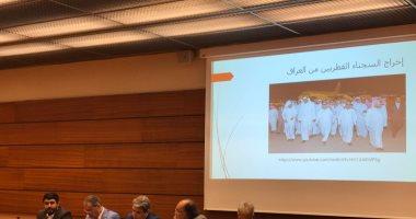 أحد أبناء قبيلة الغفران من جنيف: نتحرك لمحاسبة نظام قطر ولن نتنازل عن حقوقنا