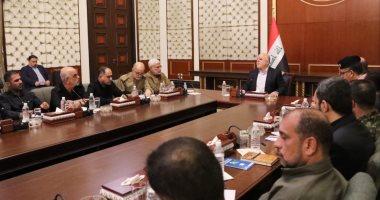 حيدر العبادى: التضحية والنصر على داعش رفعت رأس العراق فى المنطقة والعالم