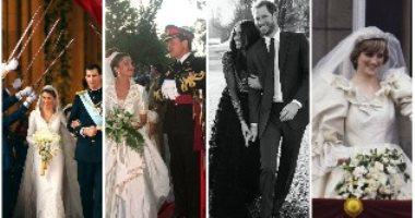 مش حكاية فى الأساطير من الجامعة للحفلات اعرف الملوك وزوجاتهم اتقابلوا فين