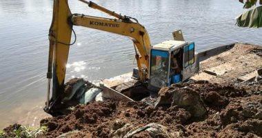 الرى: استمرار التنسيق مع أجهزة الأمن لوأد التعديات على نهر النيل