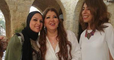 فيديو وصور.. دعاء فاروق تحتفل بزواج رولا خرسا.. وعلى جمعة يعقد القران