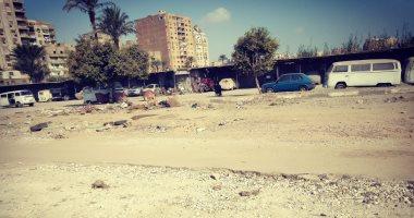 شكوى من انتشار القمامة والأغنام أمام المعهد القومى للمعايرة بالهرم