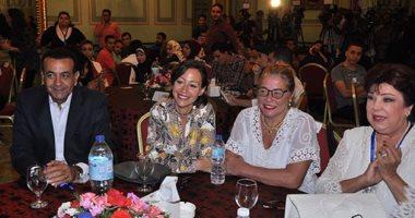 """منة شلبى ورجاء الجداوى وأحمد شوبير سفراء لمبادرة """" الحق لمرضي السرطان في الإنجاب"""""""