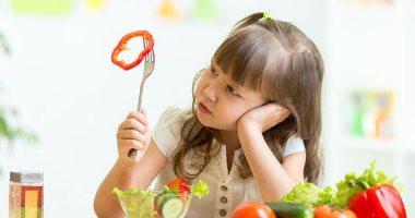 5 من البريطانيين يأكلون الخضروات مرة واحدة شهرياً