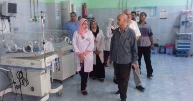 مستشفى الصالحية المركزى تعيد تشغيل القسم الاقتصادى وتتعاقد مع شركات الخاصة