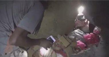 فيديو.. اقتحام الجيش اليمنى غرفة عمليات سرّية لمليشيات الحوثى بصعدة