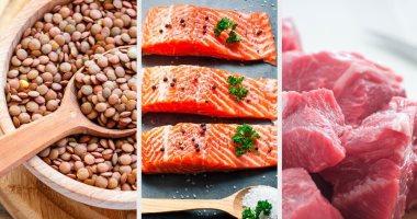 اضرار الافراط في تناول البروتين منها الإصابة بالنقرس