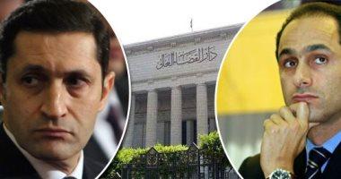 نجلى الرئيس الأسبق حسنى مبارك