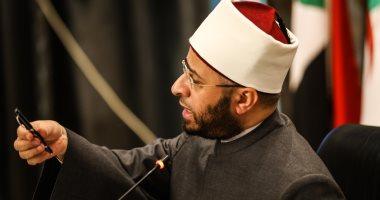 """فيديو وصور.. أسامة الأزهرى: تنظيمات الإرهاب استلهمت أفكارها من """"ظلال القرآن"""" لسيد قطب"""