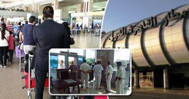تأخر إقلاع 3 رحلات دولية بالمطار ولا إلغاءات لشركات الطيران