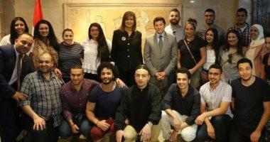 صور.. وزيرا الهجرة والرياضة يلتقيان شباب الجالية المصرية بأستراليا