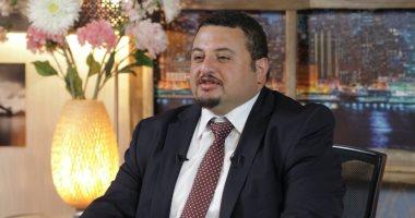 """نصر موسى وهشام حلبى ضيفا """"مايكل مورجان"""" فى """"النبض الأمريكى"""""""