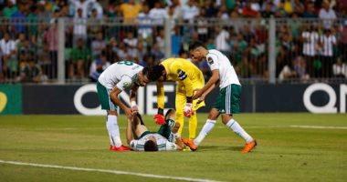 لاعب بالمصرى: 22 حالة كورونا فى الفريق بعد إجراء المسحة الأخيرة
