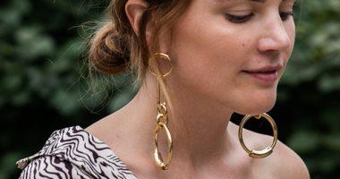 بالحلقات والسلاسل الضخمة أبرز إطلالات المجوهرات فى أسبوع الموضة بنيويورك