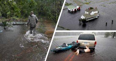 """ارتفاع حصيلة ضحايا إعصار """"فلورانس"""" فى أمريكا إلى 13 قتيلا"""