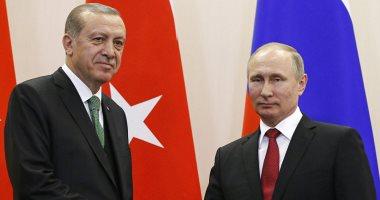 ممثل روسيا بالأمم المتحدة: بوتين وأردوغان يناقشان ضمان سيادة سوريا