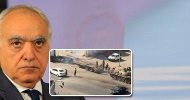 """""""الحركة الشعبية الليبية"""": غسان سلامة يخطط تمكين الإسلام السياسى من السلطة"""