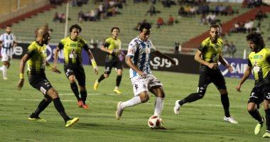 رسميا.. المقاولون العرب يطالب بإعادة مباراة بيراميدز