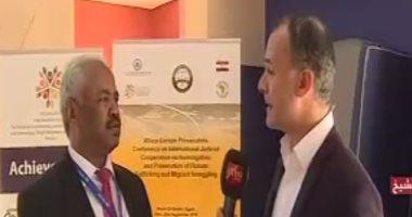 فيديو.. النائب العام السودانى يكشف تفاصيل لقائه مع المستشار نبيل صادق
