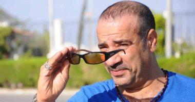 """محمد سعد يصور """"محمد حسين"""" فى الشيخ زايد"""