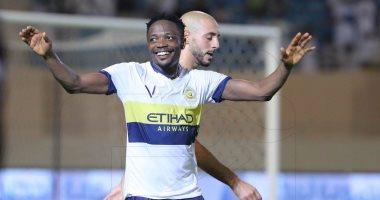 أحمد موسى يغيب عن النصر ضد الشباب بالدورى السعودى للإصابة