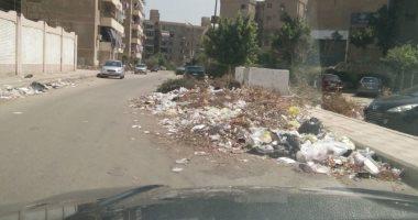 قارئ يشكو إزالة صناديق القمامة من شوارع منطقة زهراء مدينة نصر