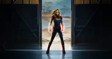 فى أكثر من شهر.. فيلم Captain Marvel يحقق مليارا و100 مليون دولار