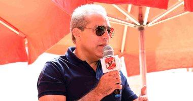 خالد الدرندلي رئسياً لبعثة الأهلي فى الإمارات لمواجهة الوصل