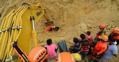 """مصرع 6 أشخاص على الأقل جراء إعصار """"يوتو"""" فى الفلبين"""