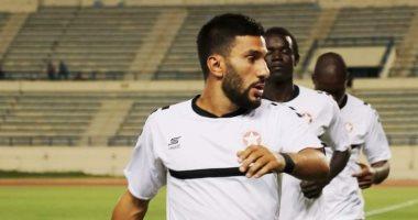 الإصابة تهدد مشاركة لاعب النجمة أمام الاهلى فى البطولة العربية