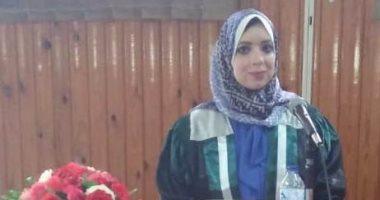 فيديو وصور.. الباحثة مها البرادعى تحصل على دكتوراه فلسفة الإعلام من جامعة عين شمس