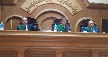 تأجيل محاكمة 15 متهماً بالتعدى على ضباط شرطة بالبدرشين لجلسة 14 يوليو