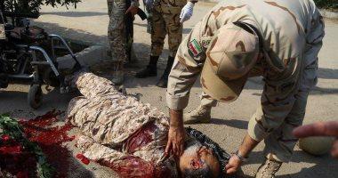 ضحايا هجوم الأهواز المسلح