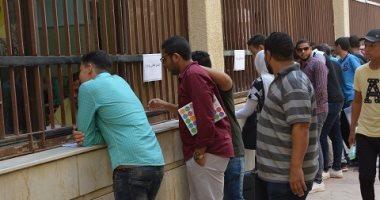 بدء تسكين الطلاب المغتربين بالمدن الجامعية بالفيوم
