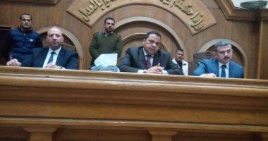 تجديد حبس 4 متهمين من شركاء ابنة القرضاوى فى تمويل الإرهاب 45 يوما