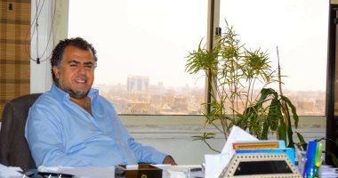 الدكتور محمد جاد رئيس هيئة الإسعاف