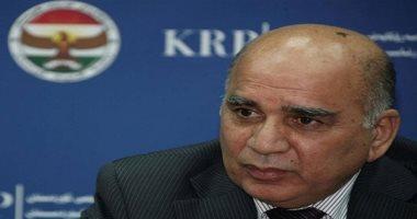 وزير الخارجية العراقى يحذر من إعادة داعش لتنظيم قوته فى البلاد